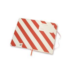 モレスキン ノート 限定版 ローリング ストーンズ ラージ ピンク LERSQP060PK