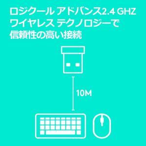 Logicool ロジクール RC24-UFPC USB Unifying レシーバー M570t、...