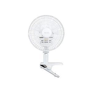 東芝 18cmクリップ扇風機 TLF-18CL20-W