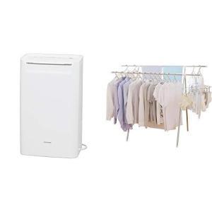セット販売アイリスオーヤマ 衣類乾燥除湿機 タイマー付 除湿量 6.5L コンプレッサー方式 DCE...