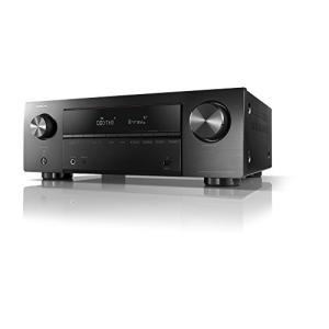 デノンDenon AVR-X550BT AVレシーバー 5.2ch Dolby TrueHD/DTS...