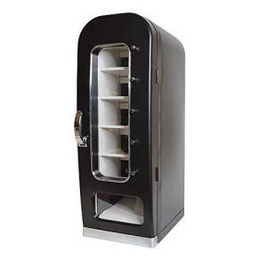 THANKO インテリアにもなる自動販売機型保冷庫「俺の自販機」 SCSMVMFH|keihouse