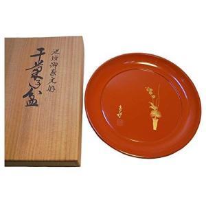 華道 池坊 お家元好み 干菓子器 茶菓子 盛器 漆器 菓子器 和食器 木製 大どんぶり lacquerware gold lacquer|keihouse
