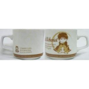 鋼の錬金術師 マグカップ 軍の狗(エドワード・エルリック&ロイ・マスタング) 単品|keihouse