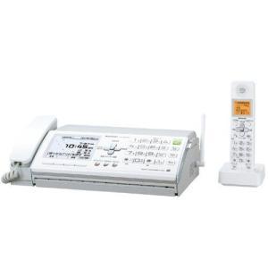 SHARP デジタルコードレスFAX 子機1台付き UX-D57CL keihouse