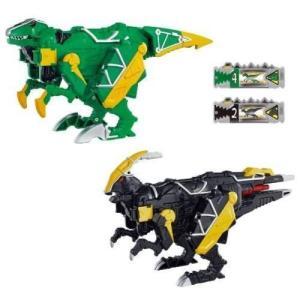 獣電戦隊キョウリュウジャー 獣電竜シリーズ01&02ウエスタンコンボセット|keihouse