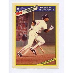 MLBカード Jim Rice 1987 Topps Collectors Series Baseball Highlights 27 '8|keihouse
