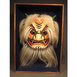 なまはげ お面 重要無形民俗文化財 昭和時代 アンティーク|keihouse