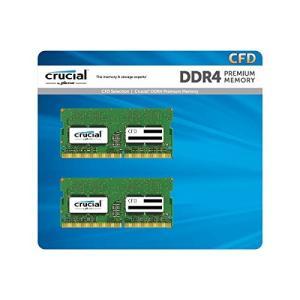 (中古品)CFD販売 ノートPC用メモリ PC4-19200(DDR4-2400) 16GB×2枚 ...