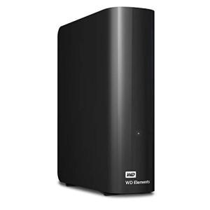 (中古品)WD HDD 外付けハードディスク 4TB Elements Desktop USB3.0...