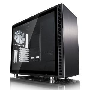 (中古品)Fractal Design Define R6 TG Black USB3.1 Gen2...