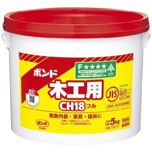 ボンド 木工用 CH18 5kg 1缶|keimotoss