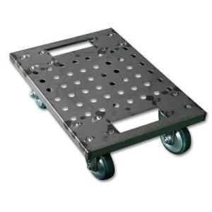 ボード台車1台 スチール製(ボード、運搬、揚重) keimotoss