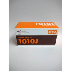 MAXステープル1010J 5000本|keimotoss