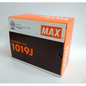 MAXステープル1019J 5000本|keimotoss