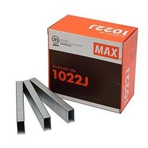 MAXステープル1022J 5000本|keimotoss