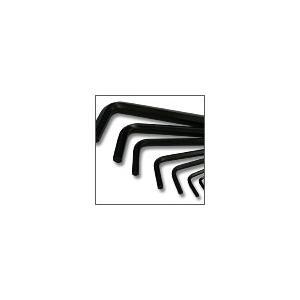 期間限定値下げ(お得品)六角レンチセット1.5〜10Mまで9本SET 黒染め keimotoss