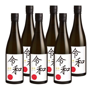 ※5月25日から順次出荷予定です。   新元号ラベル 限定純米酒 【新元号ラベルの特別な純米酒】 こ...