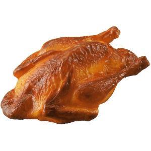【食品サンプル】ローストチキン・全長26cm(食肉類/もも肉/チキン/鶏肉)(フェイクフード/食品模型/オブジェ)(ディスプレイ/アレンジ/装飾)