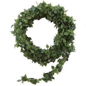 ★ローズリーフ(人工観葉植物/造花/フェイクグリーン/リーフ/花材/グリーン材) ●3本セットです。...