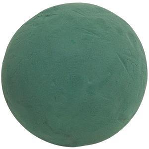 オアシス球20・直径20cm(生け花/生花)(花材/資材)(土台/ベース)(ボール/球型/球形)(オアシス/吸水スポンジ/吸水フォーム)(アレンジメント)