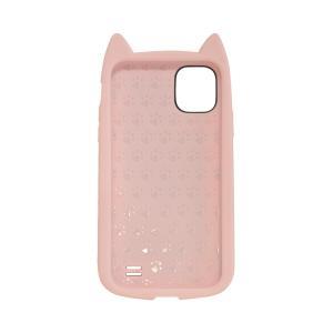 ラスタバナナ iPhone11 Pro ケース カバー ハイブリッド VANILLA PACK mimi 猫耳 ネコミミ アイフォン スマホケース keitai-kazariya 03
