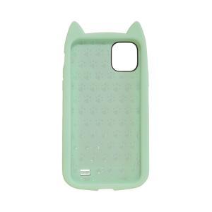 ラスタバナナ iPhone11 Pro ケース カバー ハイブリッド VANILLA PACK mimi 猫耳 ネコミミ アイフォン スマホケース keitai-kazariya 05