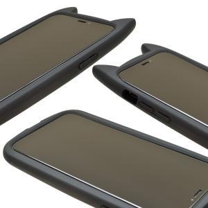 ラスタバナナ iPhone11 Pro ケース カバー ハイブリッド VANILLA PACK mimi 猫耳 ネコミミ アイフォン スマホケース keitai-kazariya 10