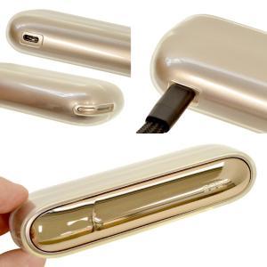 ラスタバナナ IQOS 3 ケース/カバー ソフト TPU 1mm クリア アイコス3 電子タバコケース 4682IQS3TP|keitai-kazariya|07