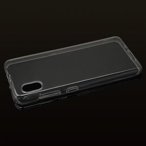 ラスタバナナ Galaxy A20 SC-02M SCV46 ケース カバー ソフト  TPU 1.2mm クリア ギャラクシーA20 スマホケース 5260GA20TP|keitai-kazariya|02