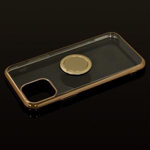 ラスタバナナ iPhone11 ケース カバー ハード トライタン スマホリング付き メタルフレーム アイフォン スマホケース keitai-kazariya 05