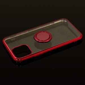 ラスタバナナ iPhone11 ケース カバー ハード トライタン スマホリング付き メタルフレーム アイフォン スマホケース keitai-kazariya 08