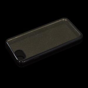 ラスタバナナ iPhone8 iPhone7 iPhone6s ケース カバー ソフト TPU 耐衝撃吸収 サイドメッキ メタルフレーム ラメ キラキラ アイフォン スマホケース keitai-kazariya 02