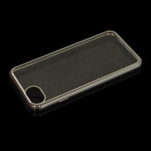 ラスタバナナ iPhone8 iPhone7 iPhone6s ケース カバー ソフト TPU 耐衝撃吸収 サイドメッキ メタルフレーム ラメ キラキラ アイフォン スマホケース keitai-kazariya 03