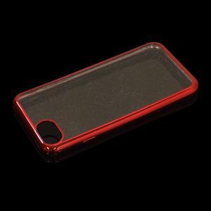 ラスタバナナ iPhone8 iPhone7 iPhone6s ケース カバー ソフト TPU 耐衝撃吸収 サイドメッキ メタルフレーム ラメ キラキラ アイフォン スマホケース keitai-kazariya 06