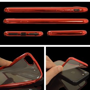 ラスタバナナ iPhone8 iPhone7 iPhone6s ケース カバー ソフト TPU 耐衝撃吸収 サイドメッキ メタルフレーム ラメ キラキラ アイフォン スマホケース keitai-kazariya 07