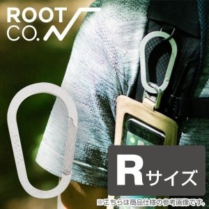ROOT CO. Gravity Carabiner / Alumi  (R)