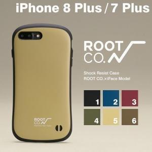iface iphone8plus iPhone7Plus ケース 耐衝撃 メンズ アイフェイス アイフォン8プラス アイホン7プラス ケース カバー ROOT CO. rootco. iFace ブランド|keitai