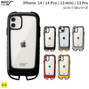 iPhone XS ケース 耐衝撃 iphoneX iphone8 7 ケース 丈夫 頑丈 アイフォンxs ROOT CO. ルートコー メンズ Gravity Shock Resist Case +Hold.|keitai