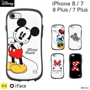 iface アイフェイス ディズニー  iphone7Plus iPhone8Plus ケース アイホン8プラス アイフォン7プラス ケース 正規品 耐衝撃 キャラクター iFace  カバー|keitai