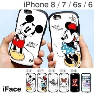 iface アイフェイス ディズニー iphone8 ケース アイフォン8 ケース ディズニー iphone7 アイフォン7 ケース 正規品 耐衝撃 iface iPhone6s iPhone6 ケース 女子|keitai