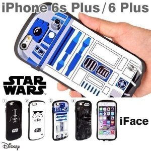 iPhone6s Plus ケース iPhone6 Plus ケース スターウォーズ iFace First Class アイフェイス iPhone 6s 6 Plus アイフォン6プラス ハードケース 【starwars_y】