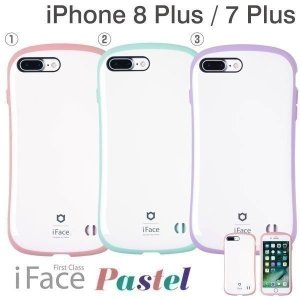 アイフェイス iface  パステル カラー iphone8Plus iPhone7Plus ケース アイフォン8プラス アイホン7プラス ハード ケース 正規品 耐衝撃|keitai