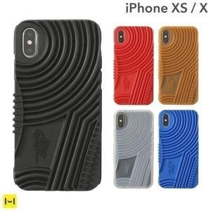 iphonex iphonexs ケース アイフォンx NIKE AIR FORCE 1 ナイキ エアフォースワン ソールコレクション iPhoneケース|keitai