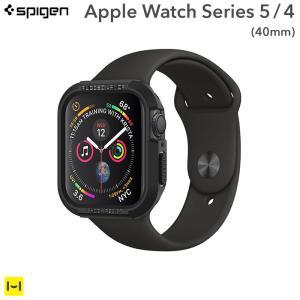 Apple Watchをしっかり守る    Apple Watch ラギッドアーマーは変形しにくい性...