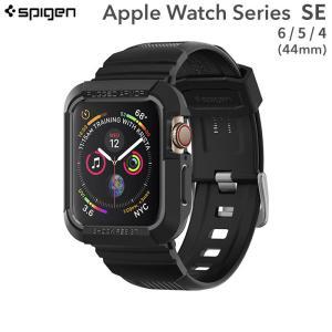 アップルウォッチ ケース 耐衝撃 Apple Watch Series 4 44mm  バンド一体型...