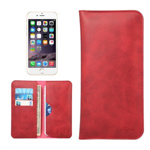 iPhone8 plus/iPhone7 Plus 手帳型 ケース レザー ポーチ型 シンプル 上質 高級PUレザー カード収納 アイフォン7プラス 手帳型|keitaicase