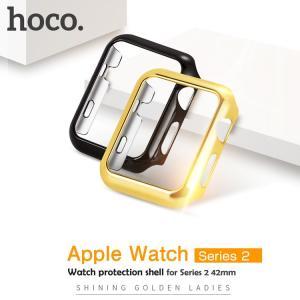 Apple Watch Series 2 42mm ケース メッキ プラスチック製 ゴールド / シルバー アップルウォッチ シリ  aw2-42mm-hk-h24-t61130|keitaicase
