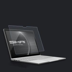 Surface Book 2 ガラスフィルム 強化ガラス 液晶保護 サーフェス ブック2 強化ガラス...