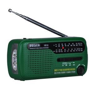 スマホ用充電変換コネクタ添付 電池不要手回し発電機内蔵短波/AM/FM携帯ラジオソーラー充電携帯電話充電懐中電灯 /台風地震対策/災害|keitaicase